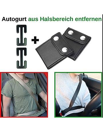 1 gratis cinturón adaptador anti pieptonersatz cinturón de seguridad Universal cinturón Dummy 2