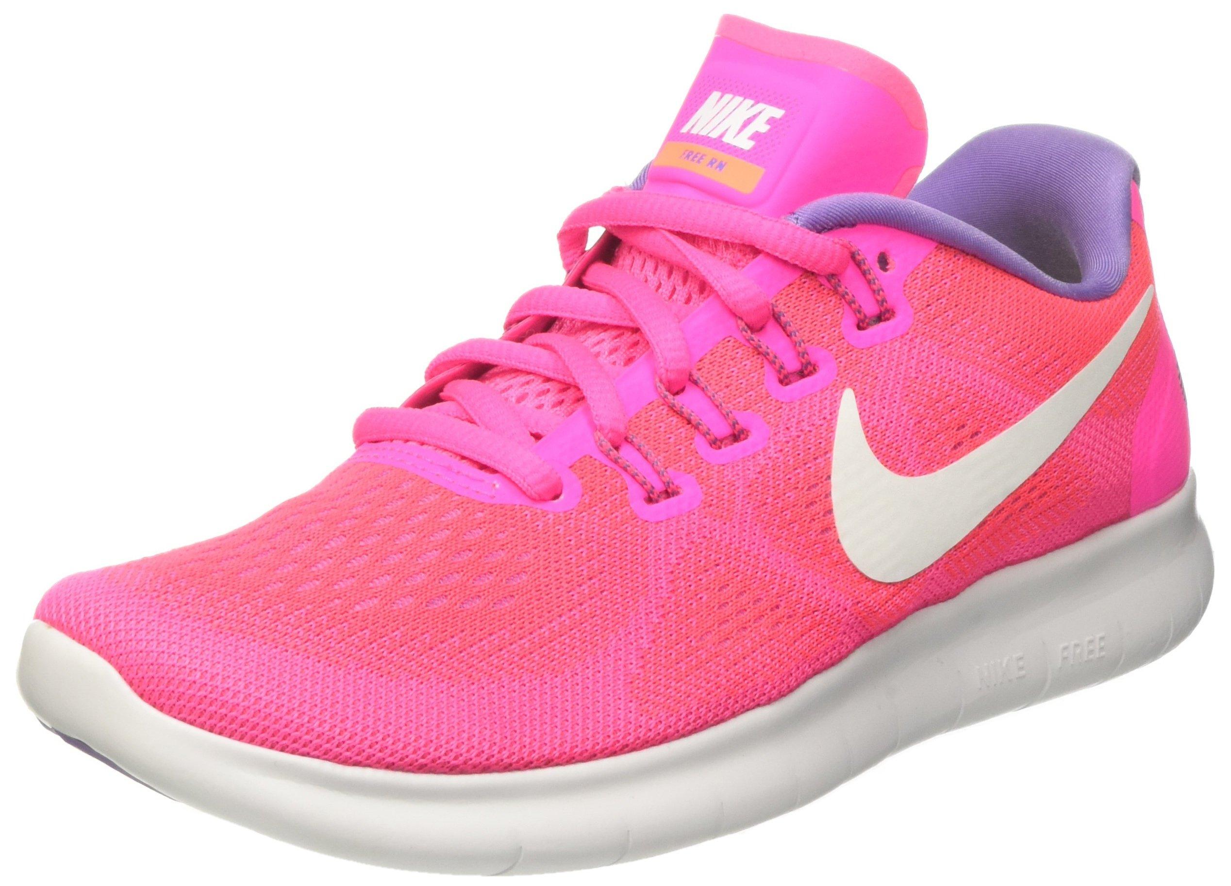 Nike Womens RN 2017 Size 7.5 601RCRPNK/OFWHPNKBLS