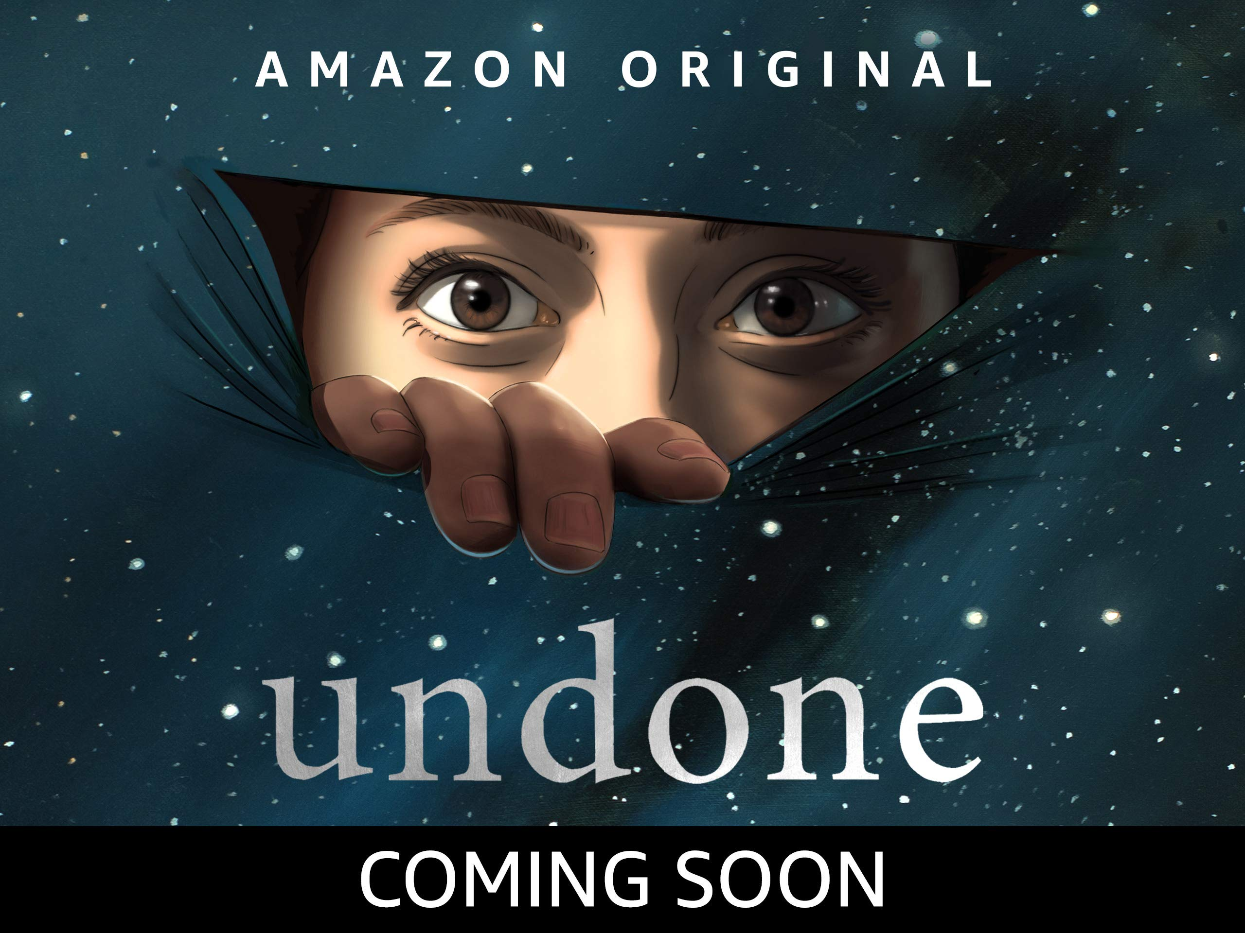 Undone Season 1 coming soon to Prime