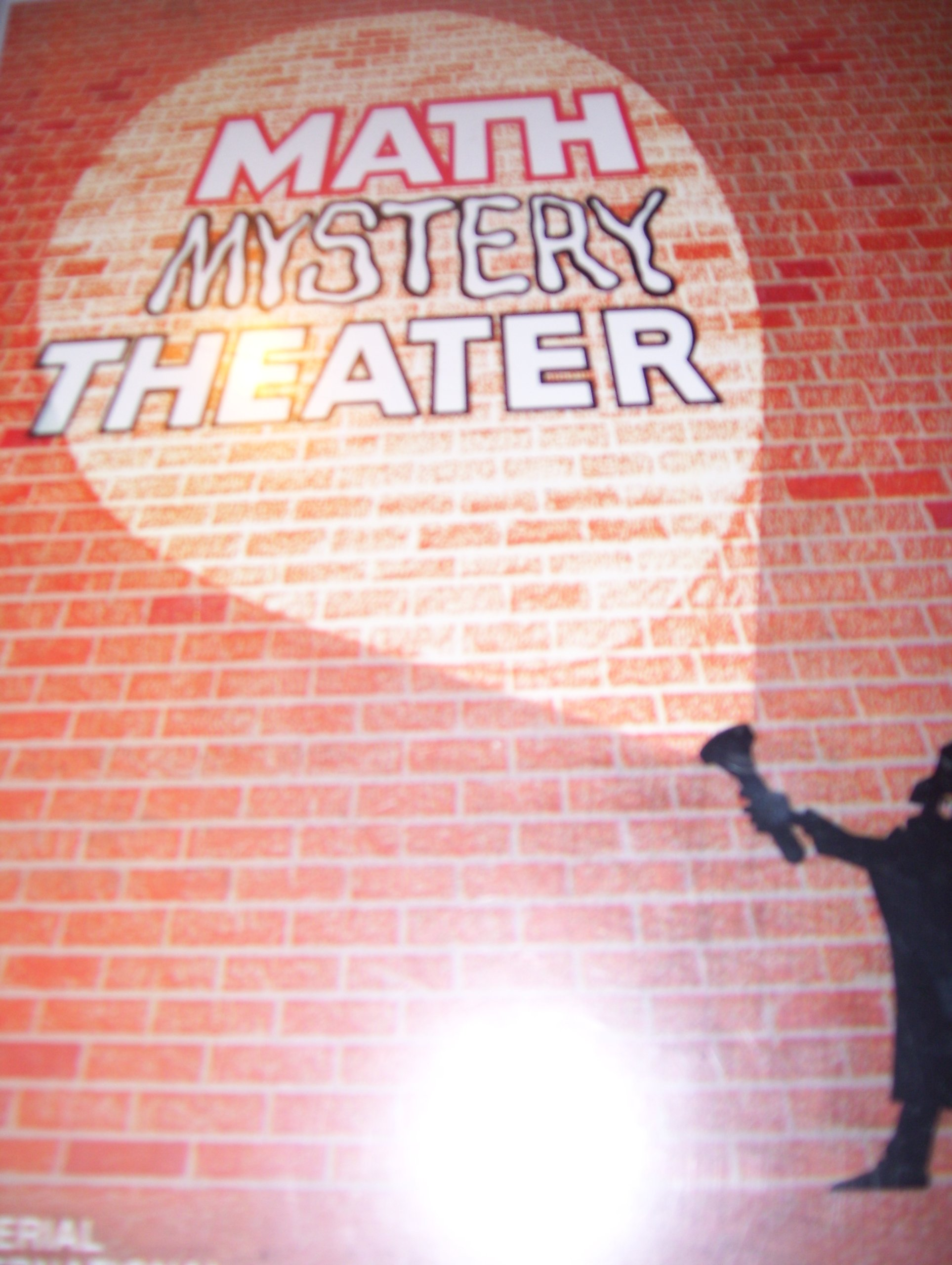 Math Mystery Theater, Book + VHS Tape, Grade 3 & 4: Imperial