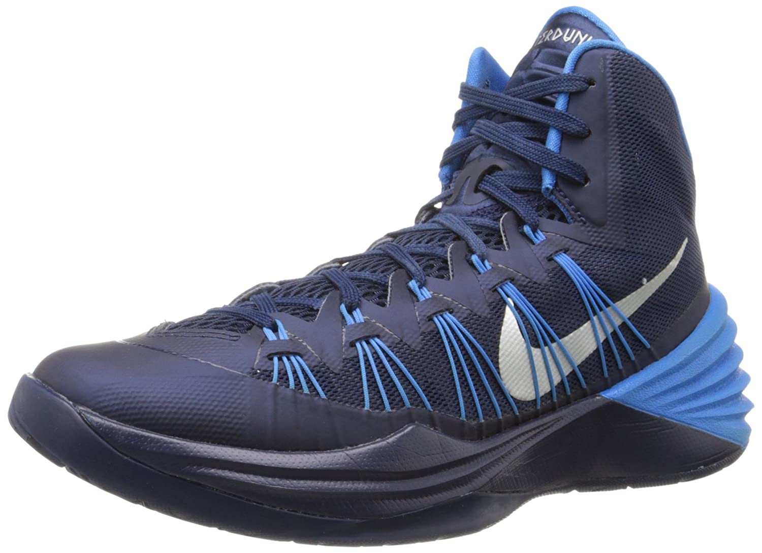 hot sale online 09c02 68d03 Nike Hyperdunk 2013 TB - Mid Navy   Metallic Silver-Photo Blue, 12 D US   Amazon.ca  Shoes   Handbags