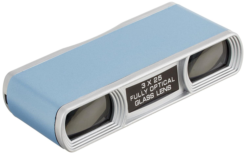 25 mm caliber compact blue pet 300BL 3 times MIZAR-TEC opera glasses