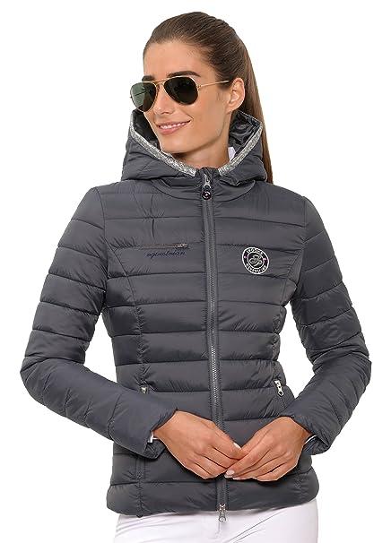SPOOKS Damen Jacke, leichte Damenjacke mit Kapuze
