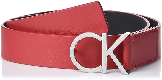 Calvin Klein Ck Logo Belt 3.5cm, Ceinture Femme  Amazon.fr  Vêtements et  accessoires d6c4ef992ee
