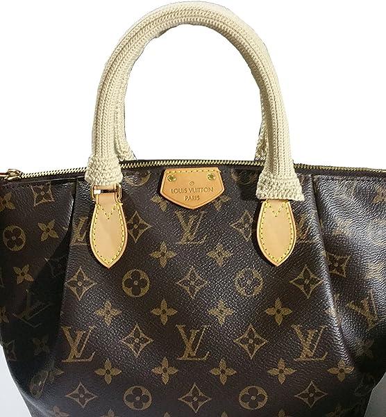 181f4ad5cad1 Louis LV Turenne PM montaigne mm pallas bb ellipse pm Purse Bag Crochet  Handle Covers Lilac  Amazon.ca  Shoes   Handbags