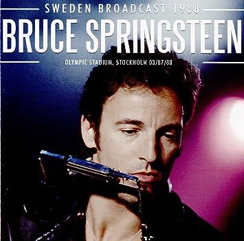 Bruce springsteen till stockholm