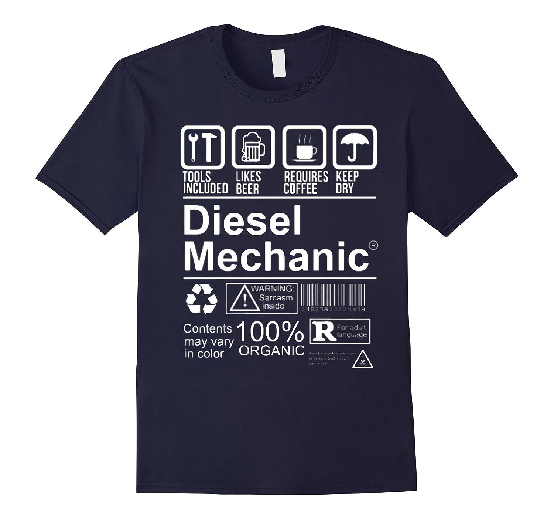 Diesel Mechanic TShirt-BN