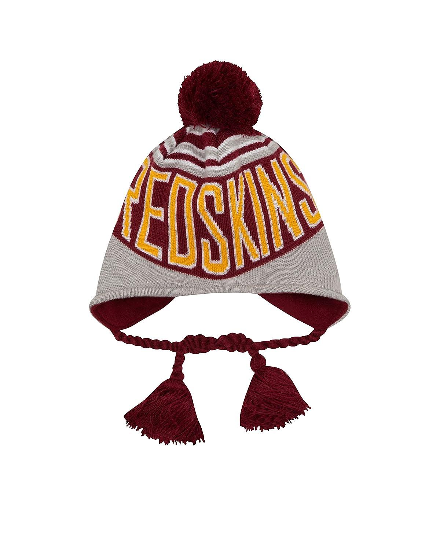 New Era NFL Wintry Worded Knit Peruvian Hat