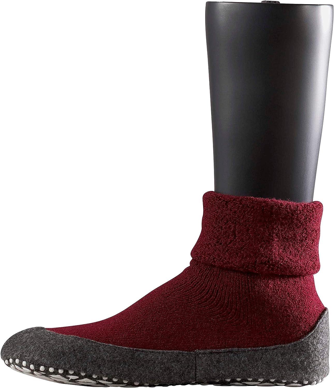 FALKE Unisex/_Adult Cosyshoe Schurwolle Abs Slipper Socks