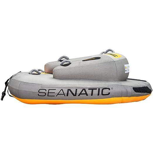 Sean Atic Rasch 3 tubeboat Tube Towable schleppre autoadhesivo Agua Neumáticos FUN Tube nuevo: Amazon.es: Deportes y aire libre