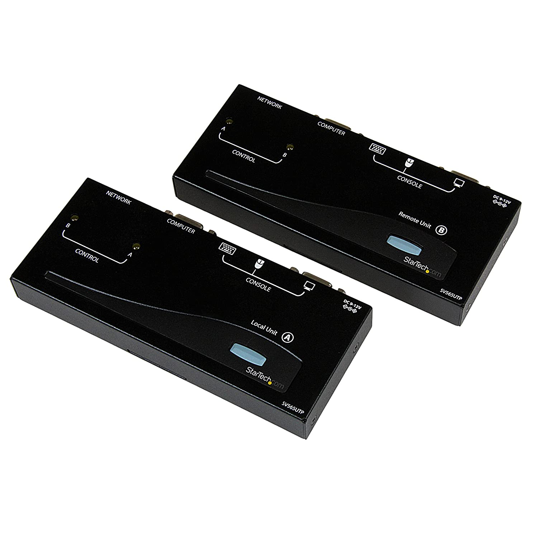 Startech SV565UTP Usb Ps2 Kvm Console Extender Cat5 Extender 500-Feet STARTECH.COM I/O Device Cables