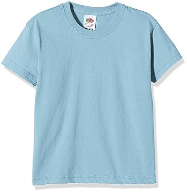6c2df67ae Fruit of the Loom Camiseta para Niñas  Amazon.es  Libros