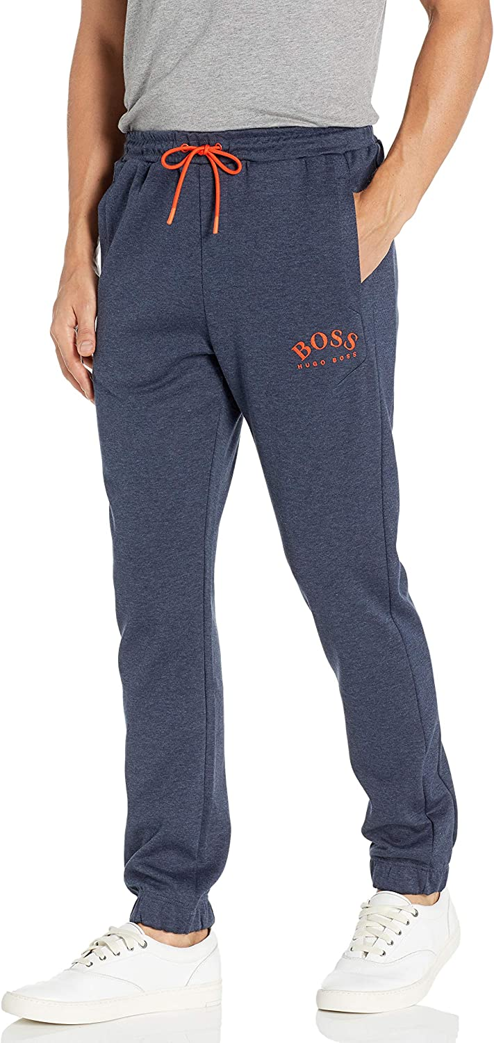 Hugo Boss Men's Hadiko Slim Fit Cotton Sweatpants