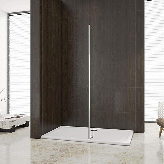 Panel lateral para mampara de ducha: Amazon.es: Bricolaje y ...
