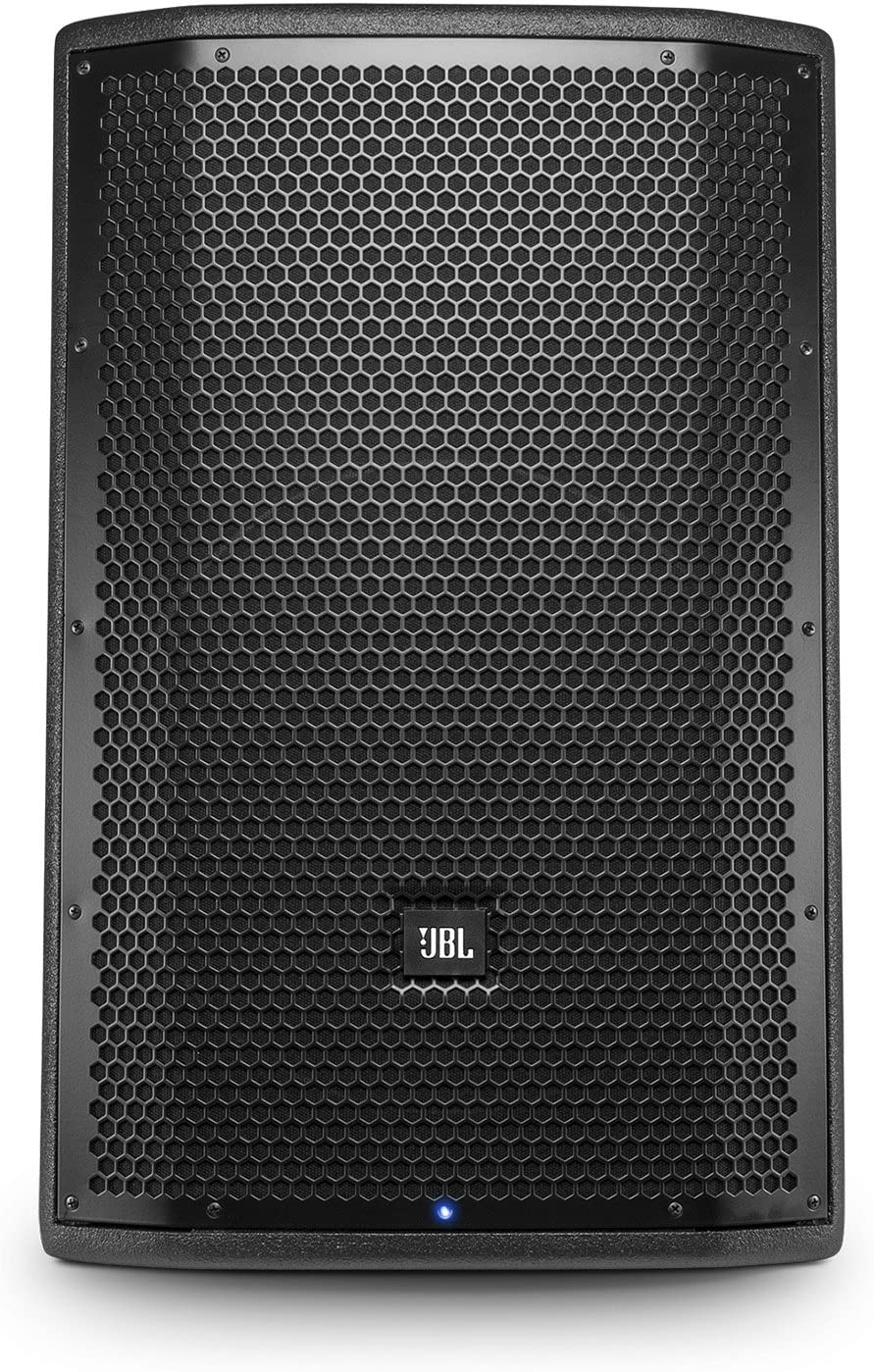 JBL Professional PRX812W Portable 2-Way Self Powered Full Range Main System/Floor Monitor with WiFi, 15-Inch
