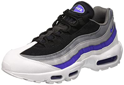 6496e81f473a3 Amazon.com | Nike Mens Air Max 95 Essential Leather Trainers ...