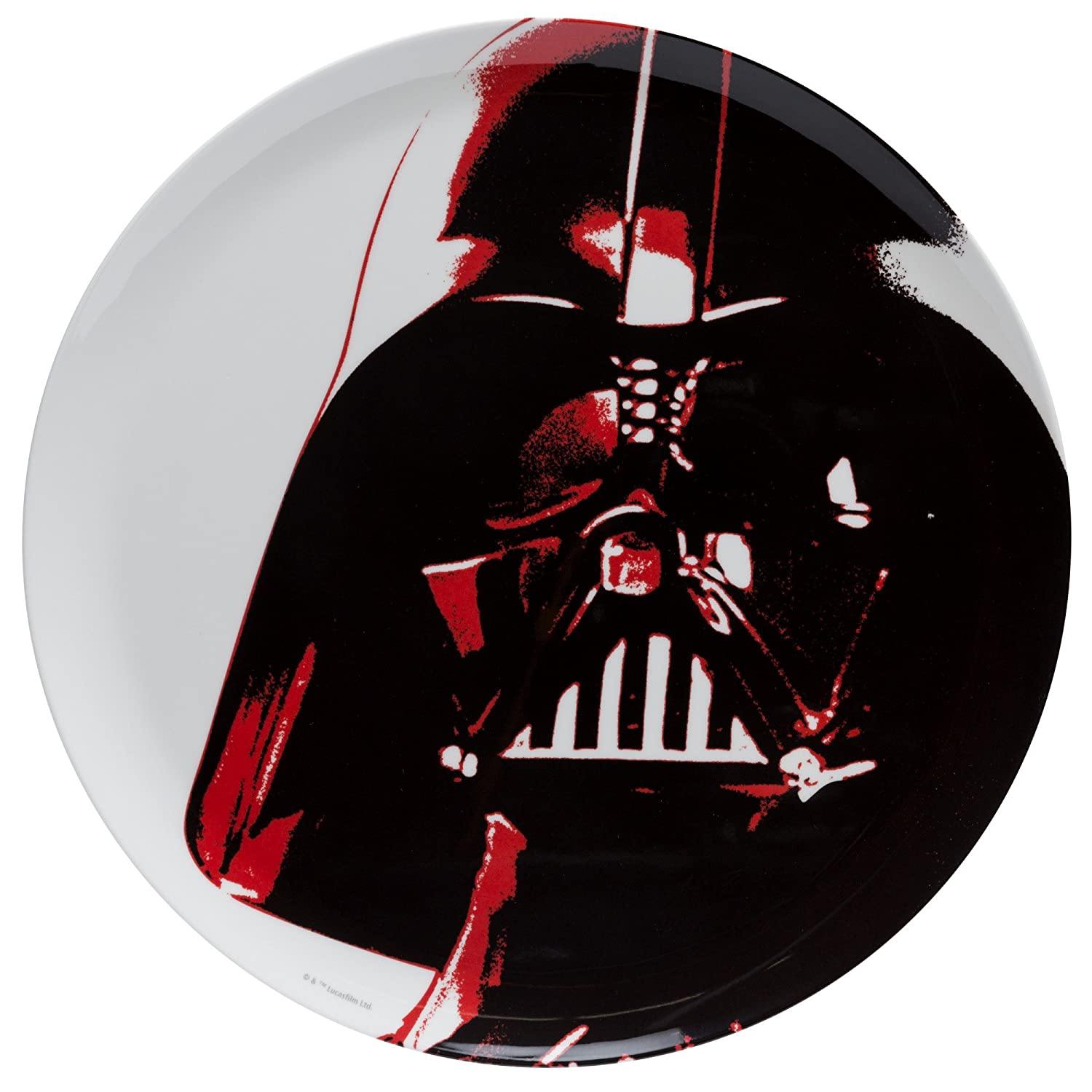 The Force Awakens C-3PO R2-D2 and BB-8 Plastic Cereal Bowl 5 Inch Zak Designs Star Wars