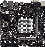 BIOSTAR Intel Celeron J3160 Quad-core CPU搭載 Mini ITXマザーボード J3160NH
