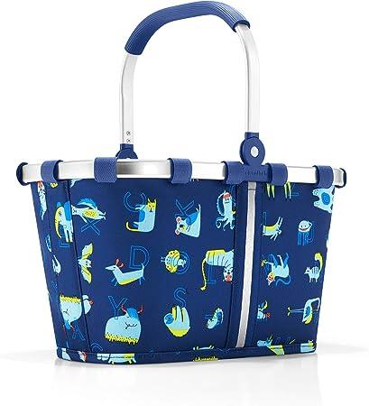 ABC Friends Blue Reisenthel carrybag XS Kids ABC Friends Blue Sac de Sport Grand Format 34 Centimeters 5 Bleu