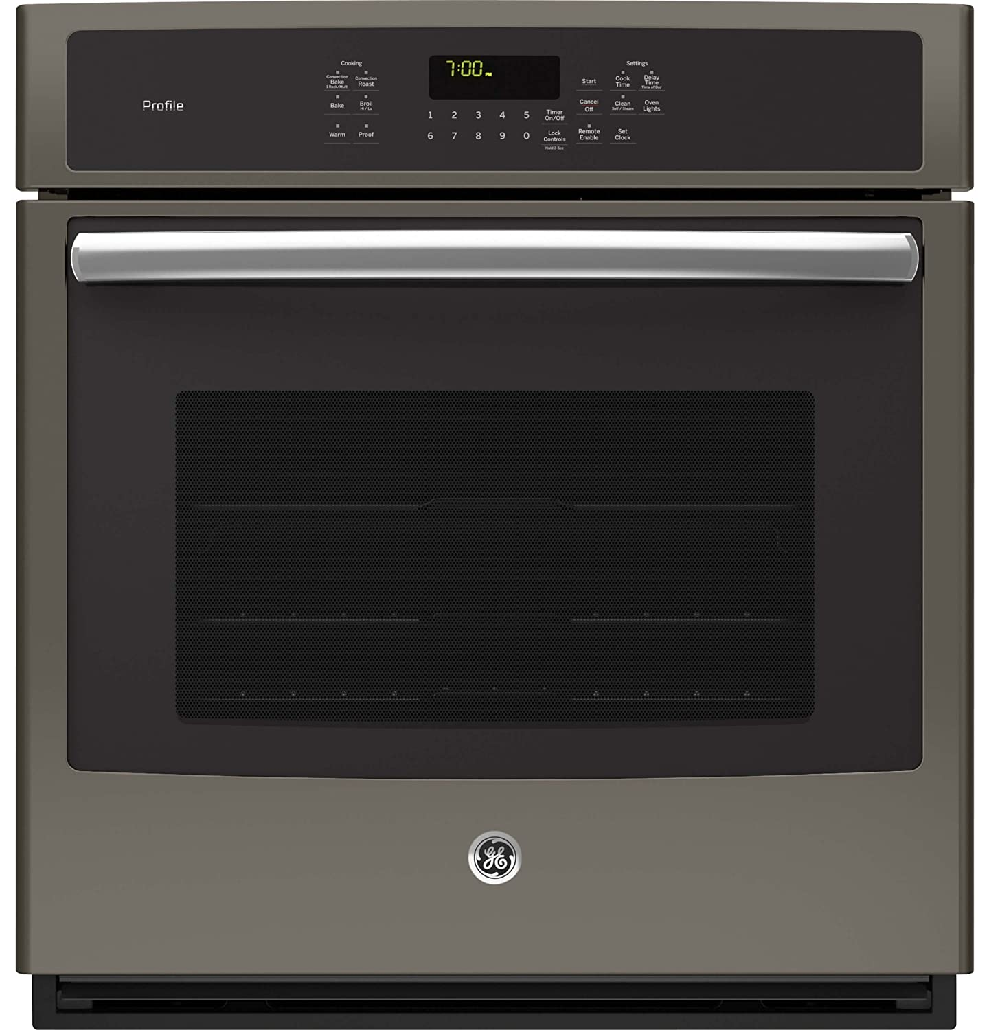 GE PK7000EJES 27 Slate Electric Single Wall Oven