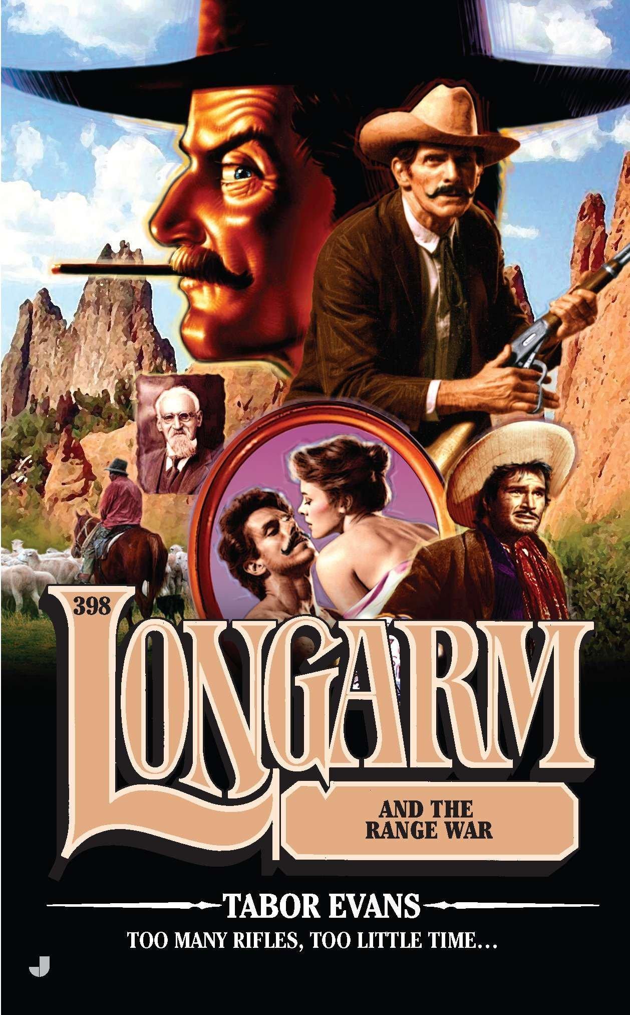 Download Longarm and the Range War (Longarm #398) pdf