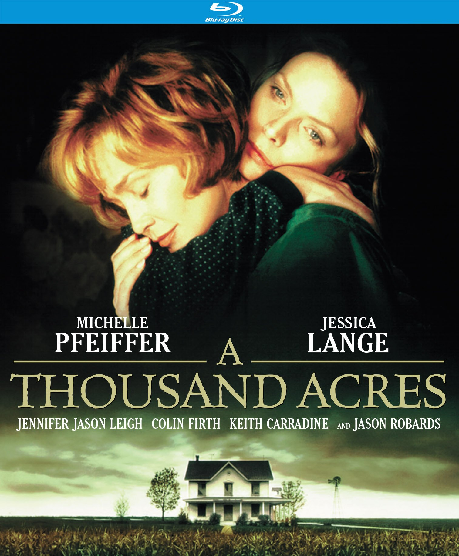 Blu-ray : A Thousand Acres (Blu-ray)
