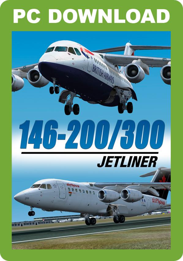 146-200/300 Jetliner [Download] ()