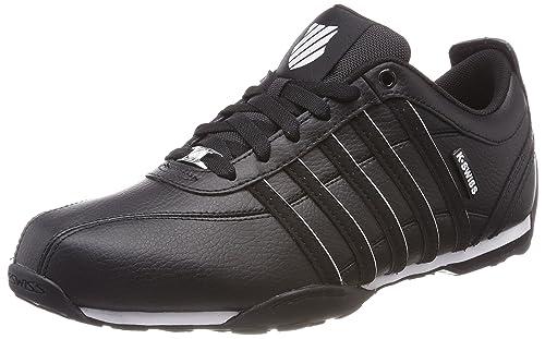 Mens Arvee 1.5 Tech Low-Top Sneakers, Blue, 9.5 UK K-Swiss