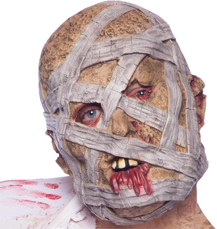 Máscara de terror Momia