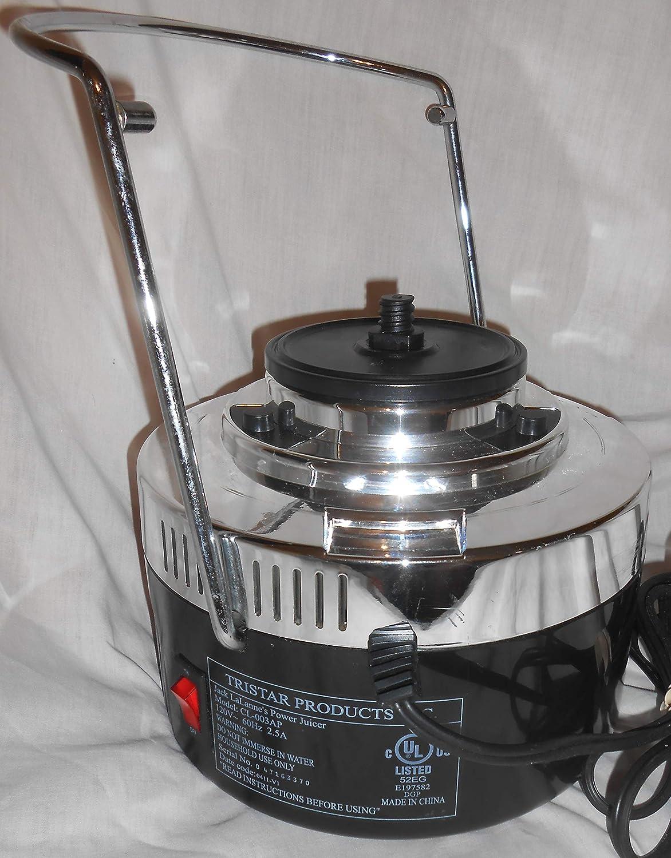 Jack Lalanne Power Juicer Model Cl