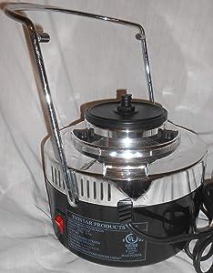 Jack Lalanne's Power Juicer CL-003AP Replacement Motor Base Unit Black