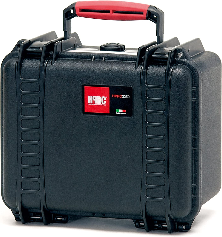 Black HPRC 2250E Empty Hard Case