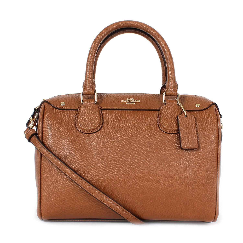 MINI BENNETT SATCHEL IN CROSSGRAIN LEATHER  Handbags  Amazon.com 5ef3215dbb3ff
