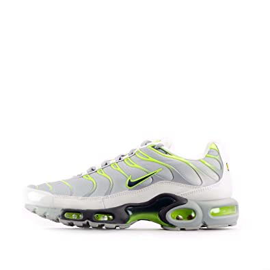 Nike Air Max Plus (GS), Laufschuhe für Jungen, Dark Grey