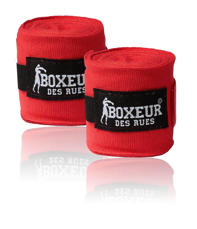 Cintas semirr/ígidas para Las Manos Boxeur des rues Fight Activewear