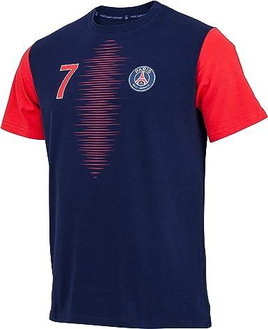 Paris Saint Germain – Camiseta oficial del Paris Saint Germain – Kylian MBapPE – Colección oficial para niños: Amazon.es: Ropa y accesorios