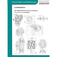 Lichtmaschine, über 1500 Seiten (DIN A4) patente Ideen und Zeichnungen