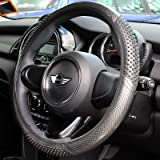 Hardcastle Carbon Look Steering Wheel Cover