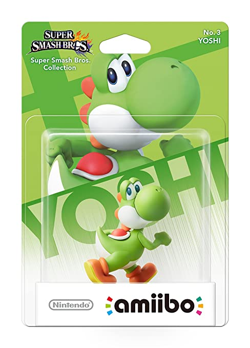 219 opinioni per Amiibo Yoshi- Super Smash Bros. Collection
