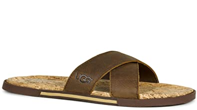 UGG Men's Ithan Cork Sandal: Amazon.ca: Shoes & Handbags