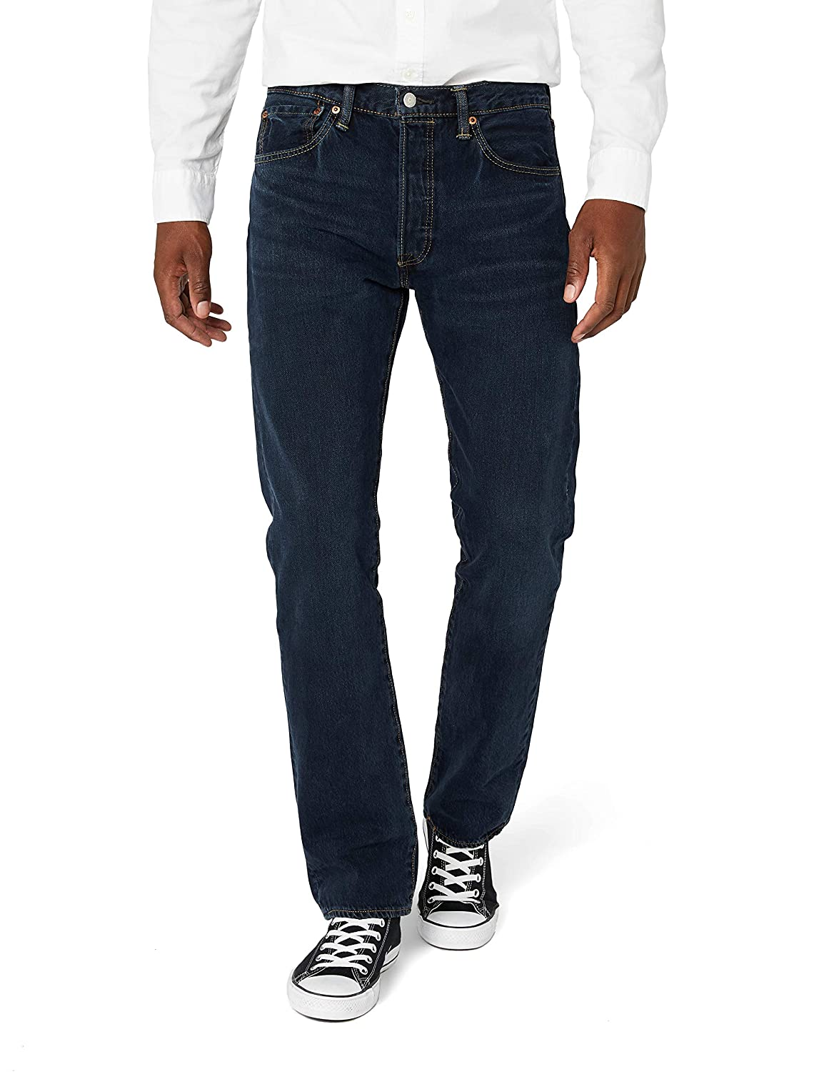 Levi's 501 Jeans 00501-2624 Original Fit in Dark Hours Blue Levi' s®