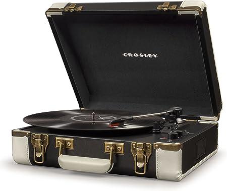Amazon.com: Crosley Executive - Tocadiscos USB portátil ...