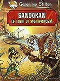 Sandokan. Le tigri di Mompracem di Emilio Salgari
