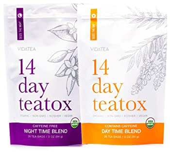 Vida Essentials 14-Day Detox Tea