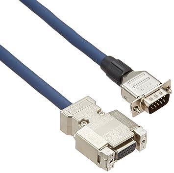 [サンワサプライ] KB-CHD156FN ディスプレイ延長ケーブル (複合同軸・アナログRGB・延長・6m)