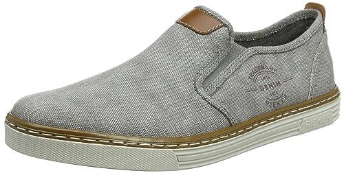 Rieker B4961, Zapatillas sin Cordones para Hombre: Amazon.es: Zapatos y complementos