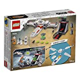 LEGO Star Wars X Wing Starfighter Trench Run