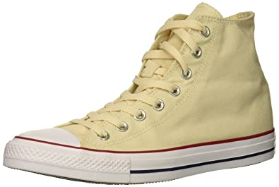 d4d84be44c8720 Converse Chuck Taylor All Star High Top Sneaker Natural Ivory 3 M US