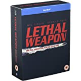 Lethal Weapon Collection 1-4 [Blu-ray] [Import]