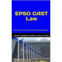 EPSO CAST Law: How to succeed in the selection procedure (English Edition)